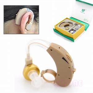 New for Adjustable Best Digital Tone Hearing Aids Aid ...