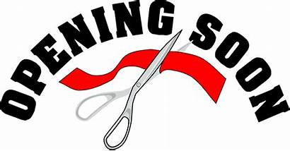 Opening Soon Grand Clipart Coming Scissors Illustration
