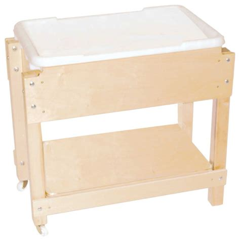 water table with lid petite sand and water table with lid and shelf