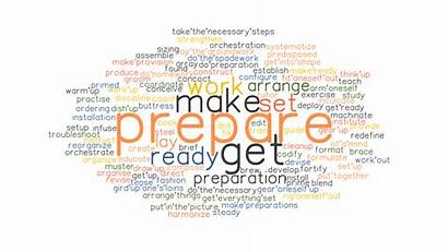 Prepare Word Related Another Synonyms Words Grammartop