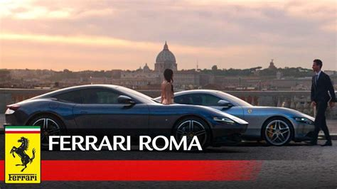 Peugeot 3008 suv video review 2017. Watch Ferrari Roma Turn Heads In This Official Video