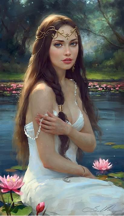 Woman Goddess Teen Wallpapers