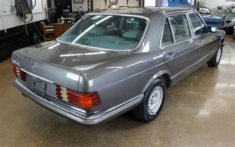 Mercedes custom 500sl european 1984. 1984 Mercedes-Benz 500SEL Euro | Chicago Car Club