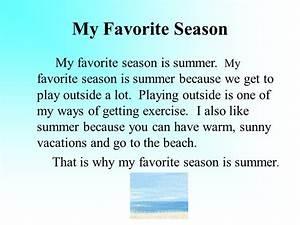 Short essay on summer season in english