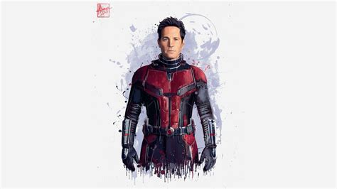 Ant Man In Avengers Infinity War 2018 4k Artwork, Hd