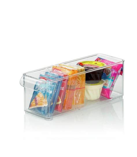boite de cuisine boîte de rangement pour réfrigérateur et placards de cuisine 30cm x 10cm x 10cm
