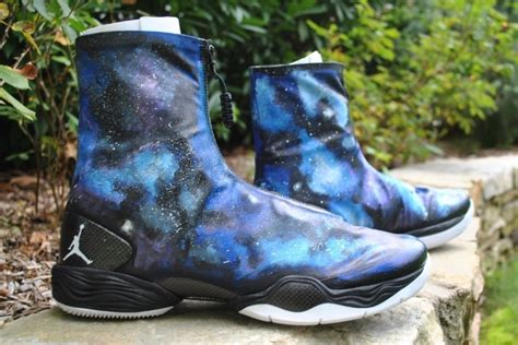 air jordan xx galaxy custom sneakernewscom