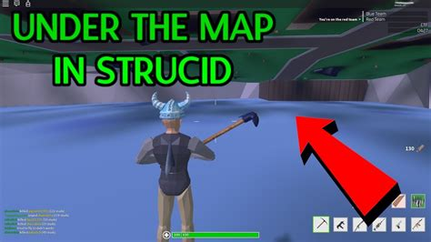 glitch   map  strucid roblox