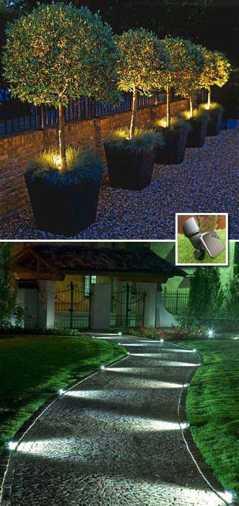 amazing outdoor lighting ideas   backyard hative