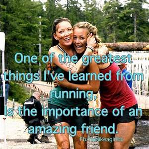 How to Run a Ra... Race Friends Quotes