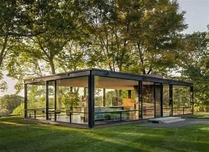 Glass House 2 : the glass house by iconic architect philip johnson dallas architecture forum ~ Orissabook.com Haus und Dekorationen