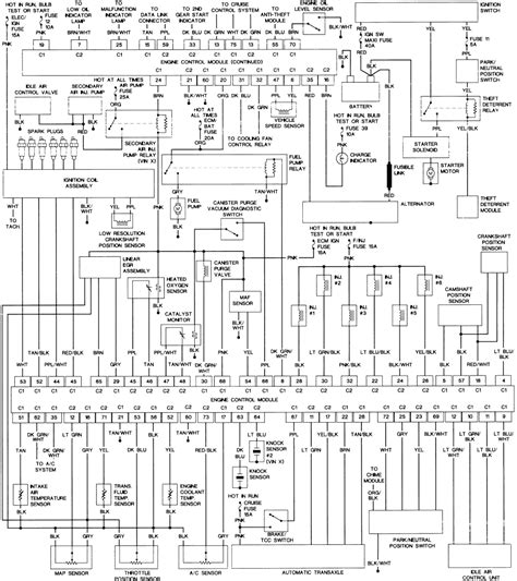 91 Lumina Wiring Diagram by Jeep 2 5 1992 Auto Images And Specification