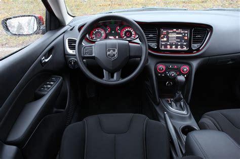 dodge dart interior dodge dart 2013 2016 common problems fuel economy