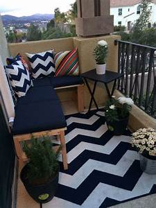 20, Wonderful, Ideas, Of, How, To, Decorate, A, Small, Balcony
