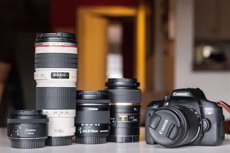 The First Canon Lenses You Should Buy Reviews By