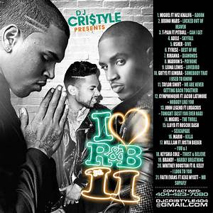 I Love Rb 11 Mixtape By DJ Cristyle Hosted By DJ Cristyle