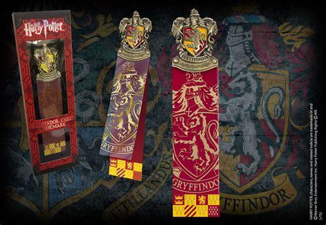 gryffindor crest bookmark  noble collection uk