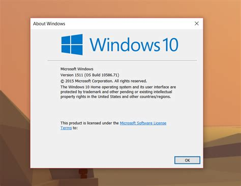 windows 10 cumulative update 10586 71 now available windows central