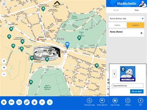 viamichelin for windows 8 download