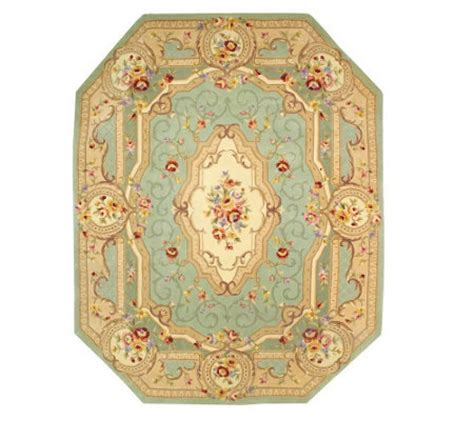 royal palace rugs royal palace beveled edge savonnerie 8x10 handmade wool