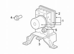 Chrysler Aspen Screw  Module  Abs  Control  Bolt  Hex
