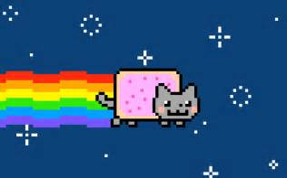 nyan cat nyan cat free images at clker vector clip