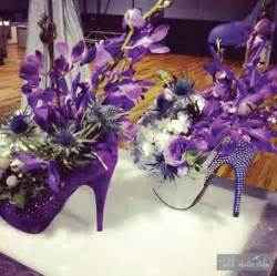 horseshoe wedding favors high heel floral centerpieces for a priscilla of the