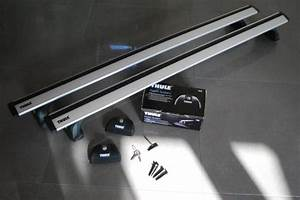Fahrrad Dachträger Thule : dachtr ger thule wingbar f r ford s max ohne dachreling in ~ Kayakingforconservation.com Haus und Dekorationen