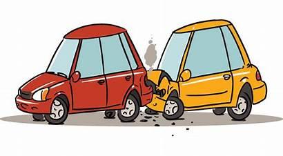 Crash Cartoon Insurance Someone Switch Hits Accident