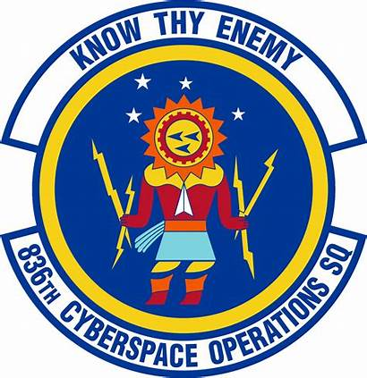 Operations Cyberspace 836th Sq Squadron Cyber Air