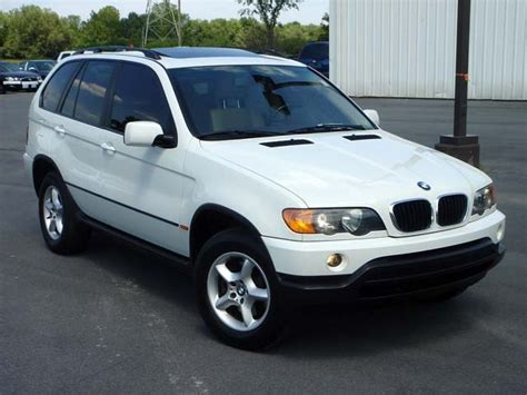 2002 Bmw X5  User Reviews Cargurus