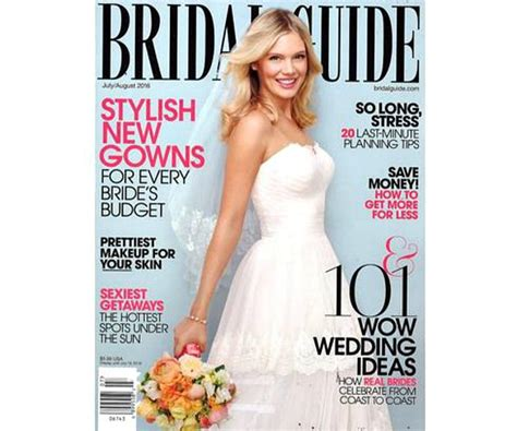 Bridal Guide Magazine Subscription At Totally Free