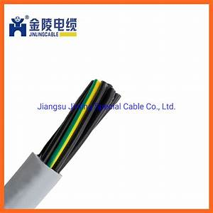 China Pvc  Xlpe Insulation Pvc Sheathed Control Cable