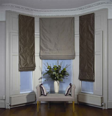 bay window blinds curtains and blinds for bay windows dressing bay windows
