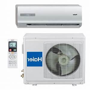 18 Seer Haier Ductless Mini Split Air Conditioner