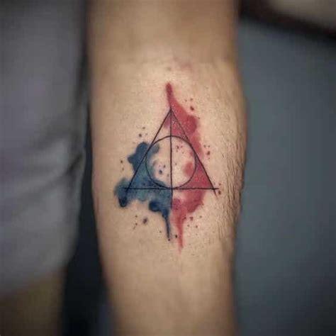 harry potter tattoos  men ideas  designs  guys