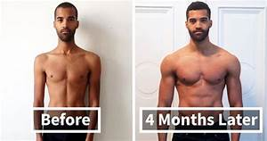 10+ Unbelievable Before & After Fitness Transformations ...