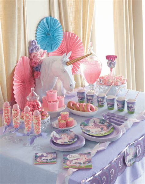 décoration anniversaire thème licorne les licornes sont de la id 233 es d 233 co et accessoires save the deco