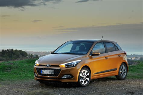 Review Hyundai I20 by 2015 Hyundai I20 Review Autocar