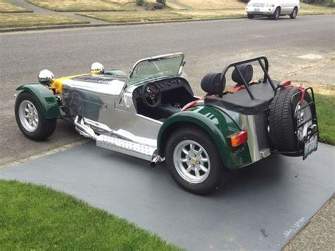 Purchase Used 2001 Caterham Lotus Seven Super 7 In Seattle
