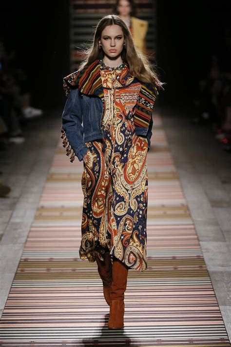 Etro Fall Winter 2018 Womens Collection The Skinny Beep