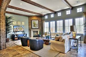 Stylish and Cost-Effective Adobe Brick Veneer Project Home