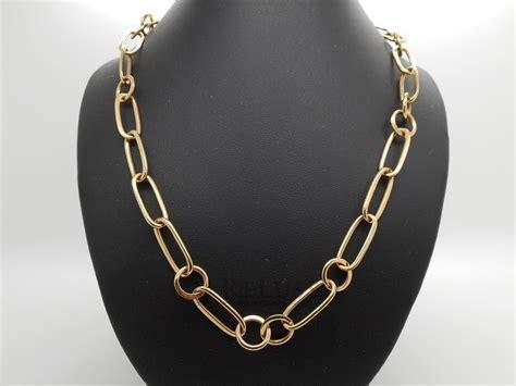 pomellato collezione catena pomellato collezione gold in oro rosa 18 kt