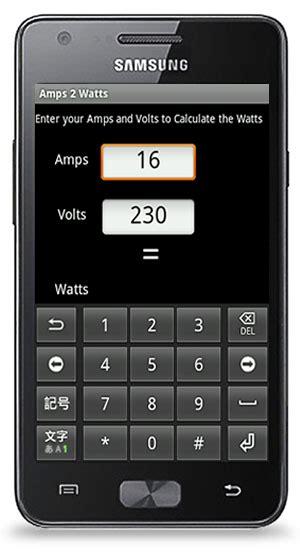 best 28 electric watts calculator watts s volts