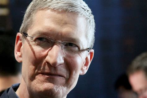 Tim Cook Tells Congress Why Apple Won't Move 0 Billion