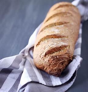 Four A Pain Maison : faire son pain maison sans machine pain chefnini ~ Premium-room.com Idées de Décoration