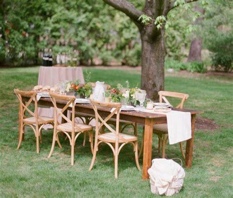 Party Im Garten  25 Ideen Für Sommerliche Tischdeko