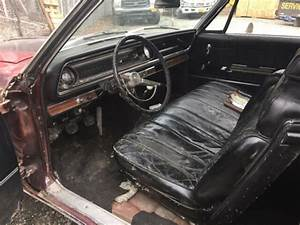 1965 Chevy Impala 327 2 Door Coupe Manual 4 Speed