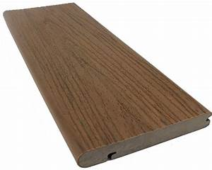 planche en composite finition et fascia ezdeck terrasse With planche de terrasse composite