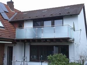 Milchglas Für Balkon : balkone berdachungen und br stungsverglasungen glasspezialist christ ~ Markanthonyermac.com Haus und Dekorationen